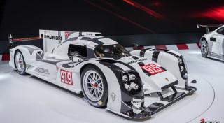 Porsche 919 Hybrid LMP Le Mans Prototype Autosalon Geneve 2014-1