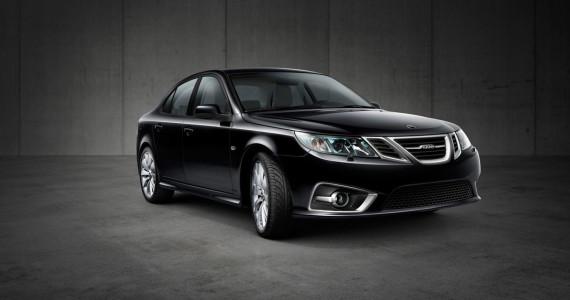 Saab NEVS 9-3