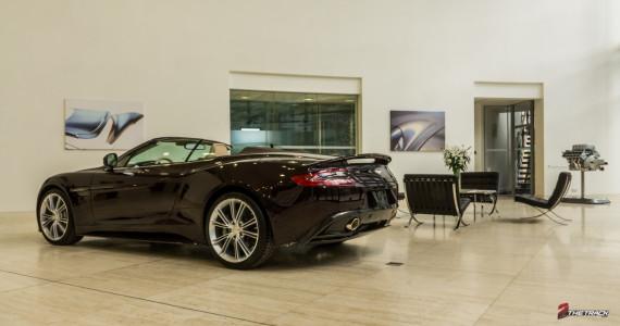 Aston Martin Vanquish 2thetrack factory visist-1-21