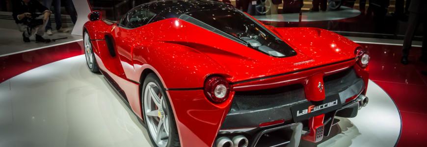 Ferrari LaFerrari Autosalon Geneve 2013