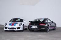 Porsche 911 Carrera S Martini Racing Edition Le Mans celebration