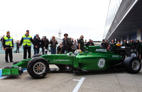 Caterham F1 takeover consortium Christijan Albers