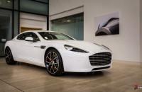 Aston Martin Rapide S Aston Martin Gaydon Factory-1