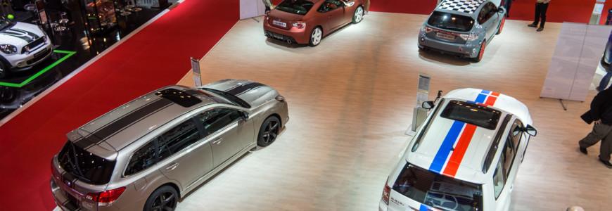 Essen Motor Show 2012 overview-1