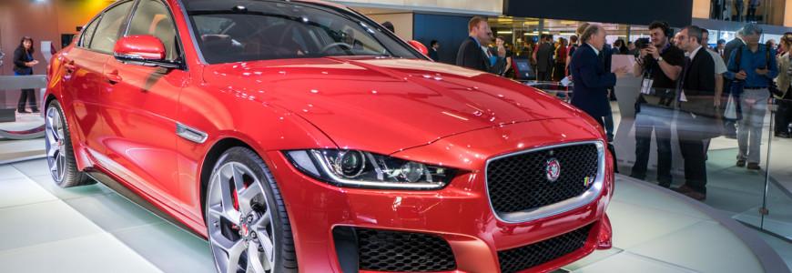 Jaguar XE Mondial de l'automobile 2014-7