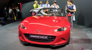 Mazda MX5 Mondial de l'automobile 2014-8