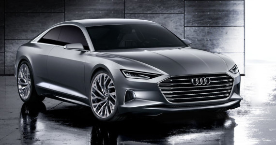 Audi Prologue Concept A9 Los Angeles Motor Show 2014