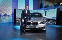 BMW 530Le 5-serie plug-in hybrid Guangzhou China