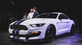 Ford Mustang Shelby GT350 Los Angeles Motor Show 2014