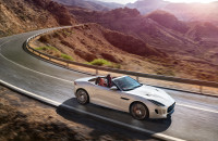 Jaguar F-Type R AWD handgeschakeld manual transmission