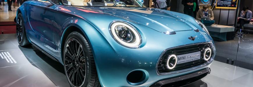 Mini Superleggera Vision Paris Motor Show 2014 Mondial de l automobile-4