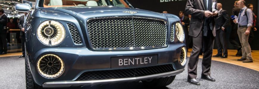 Bentley SUV Bentayga EXP 9 F Autosalon Geneve 2012-1