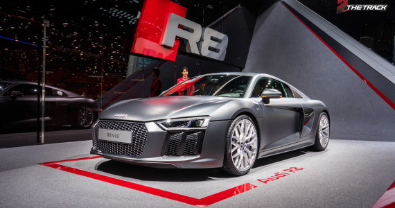Audi R8 V10 Geneva Motor Show 2015-1