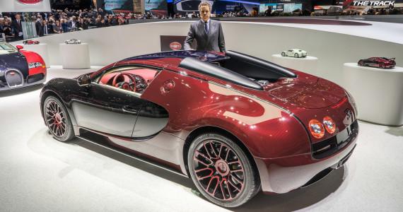 Bugatti Veyron Grand Sport Vitesse La Finale Geneva Motor Show 2015-1