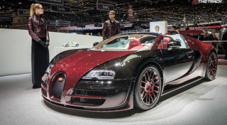 Bugatti Veyron Grand Sport Vitesse La Finale Geneva Motor Show 2015-23