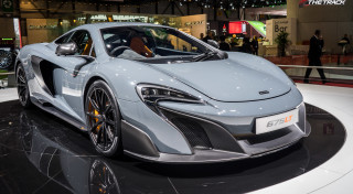 McLaren 675 LT Long Tail Autosalon Geneva Motor Show 2015-1