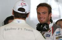 Sauber F1 Team Giedo van der Garde 2015 Australian Grand Prix Melbourne
