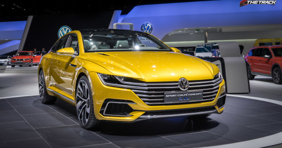 Volkswagen Sport coupe concept GTE Geneva Motor Show 2015-1