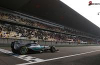 Chinese Grand Prix Shanghai Lewis Hamilton finish Mercedes AMG F1 2015
