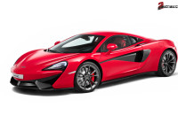 McLaren 540S Sports Series Shanghai Motor Show 2015
