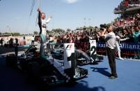 Nico Rosberg Mercedes AMG F1 Circuit de Catalunya Barcelona Spanish Grand Prix 2015