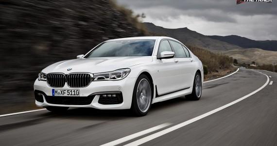 BMW 7-serie G11 7-series M sport 2016