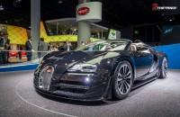Bugatti Veyron Grand Sport Vitesse Legends Jean Bugatti IAA Frankfurt 2013-1