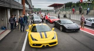 Ferrari 458 Speciale Modena Trackdays Spa-Francorchamps 2thetrack 2015-1