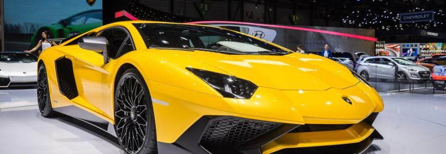 Lamborghini LP750-4 Aventador SV Super Veloce Autosalon Geneve 2015-1