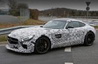 Mercedes Benz AMG GT S R Black Series